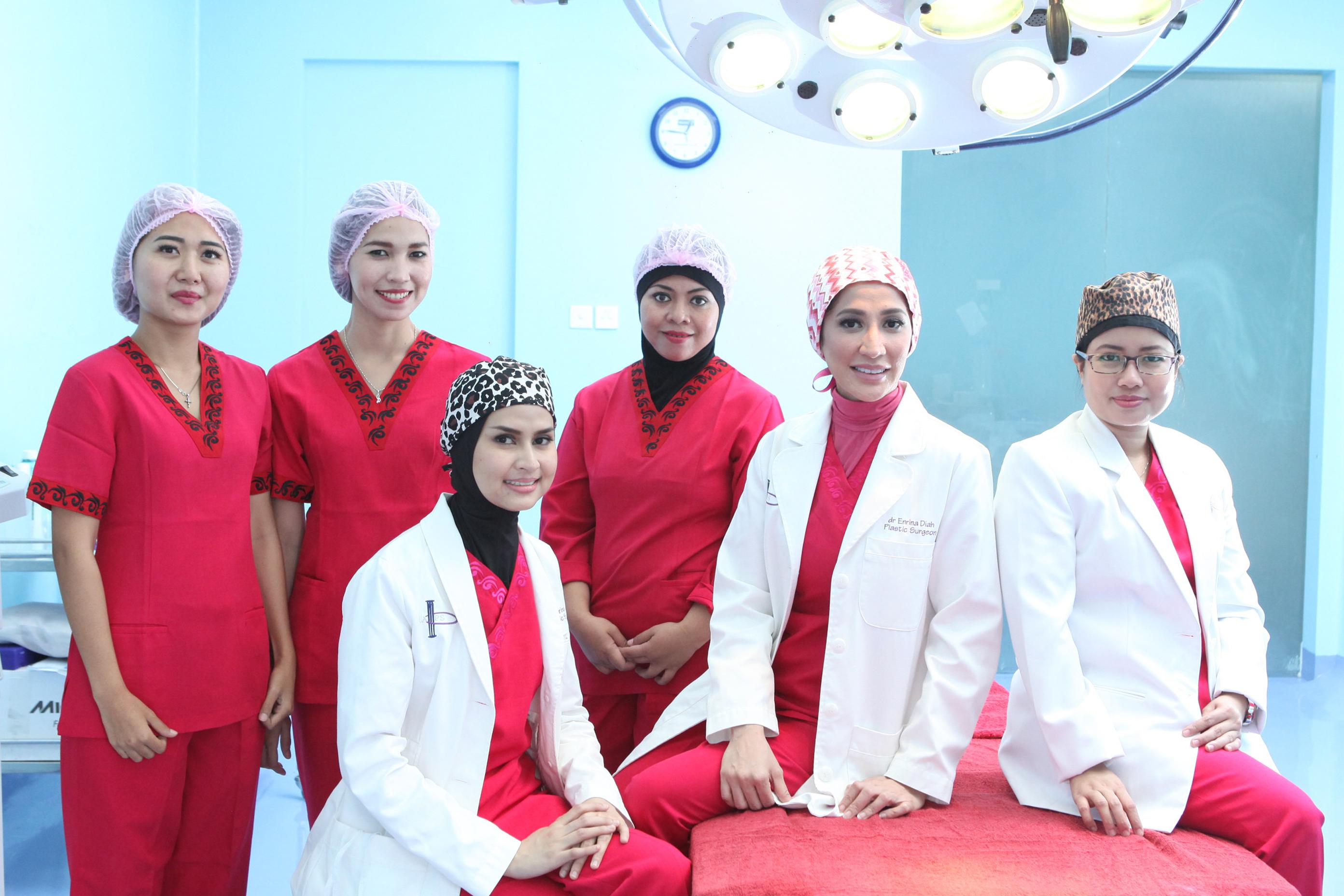 klinik kecantikan terbaik di Jakarta