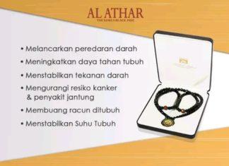 gelang dan kalung kesehatan
