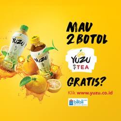 rasa buah yuzu