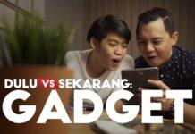 cara menggunakan Gadget