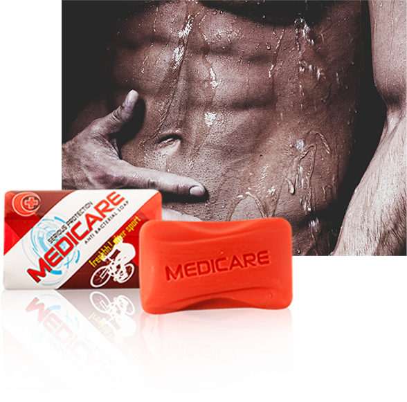 Medicare sabun